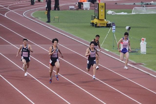 全国障害者スポーツ大会陸上B
