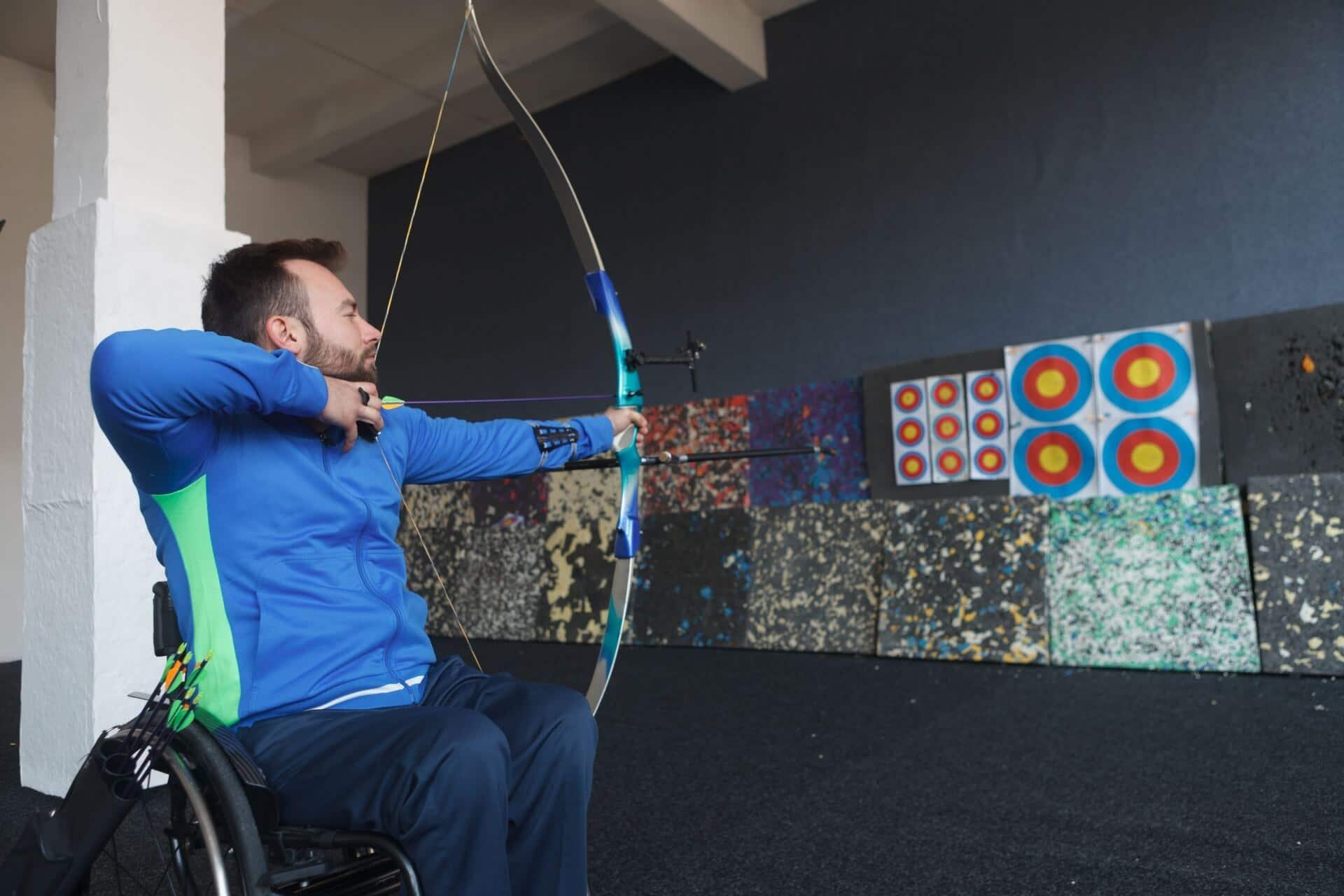栃木県身体障害者アーチェリー協会
